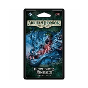 Arkham Horror: The Card Game – Undimensioned and Unseen Mythos Pack
