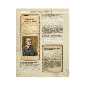 Call of Cthulhu RPG: Investigator Handbook
