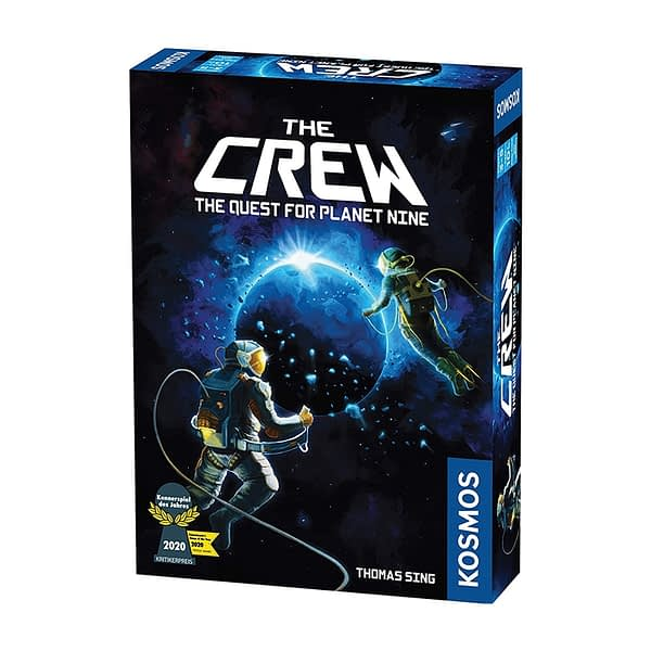 The Crew The Quest for Planet Nine
