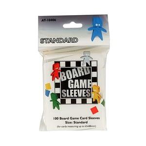 Board Game Sleeves – Standard 63x88mm (100 kom.)