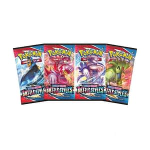 Pokemon Sword and Shield – Battle Styles Booster Box