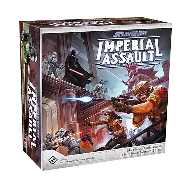Star Wars Imperial Assault Društvena Igra