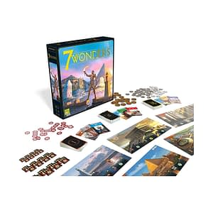 7 Wonders – 2nd Edition