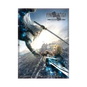 Final Fantasy TCG: Sleeves – FFVII Advent Children: Cloud/Sephiroth (60 kom.)