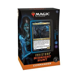 Magic: The Gathering Innistrad Midnight Hunt Commader: Undead Unleashed