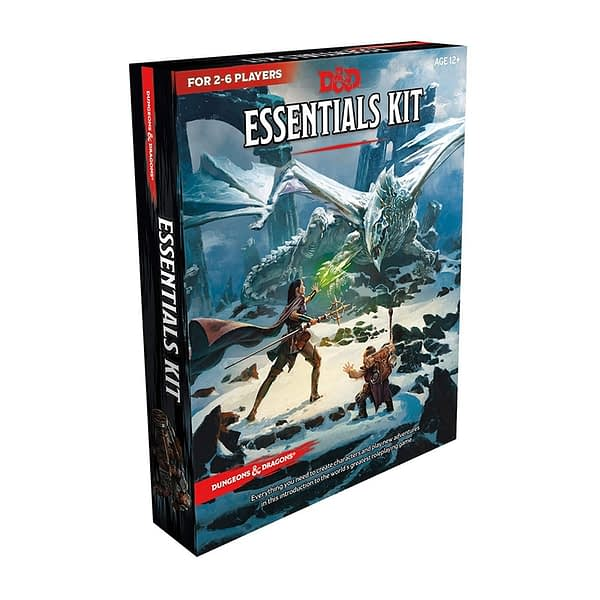 Dungeons And Dragons Essential Kit