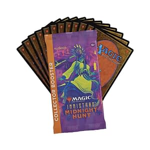 Magic: The Gathering Innistrad Midnight Hunt Collector's Booster