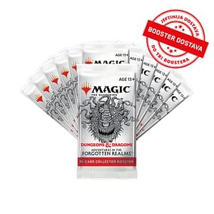 Magic: The Gathering Adventures in the Forgotten Realms Collector Booster