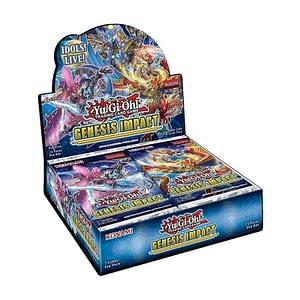 Yu-Gi-Oh! – Genesis Impact Booster Box