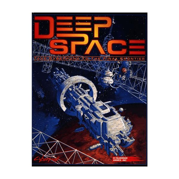 Cyberpunk Deep Space