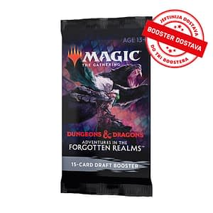 Magic: The Gathering Adventures in the Forgotten Realms Draft Booster