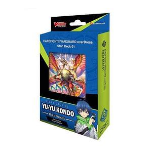 Cardfight!! Vanguard overDress- Starter Deck: Yu-yu Kondo – Holy Dragon