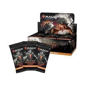 Magic: The Gathering Innistrad Midnight Hunt Draft Booster Box