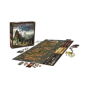 A Game of Thrones: The Board Game – Second Edition