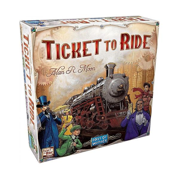 Ticket To Ride Društvena Igra