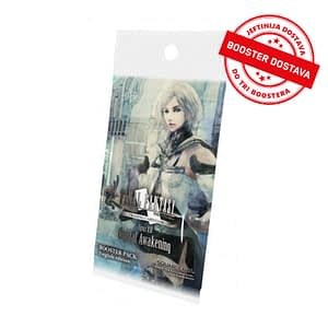 Final Fantasy TCG Opus XII – Booster