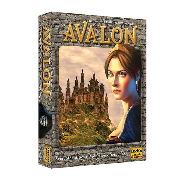 The Resistance Avalon Društvena Igra