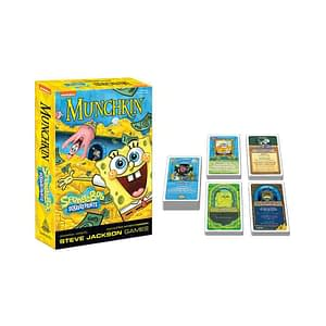 Munchkin: SpongeBob SquarePants