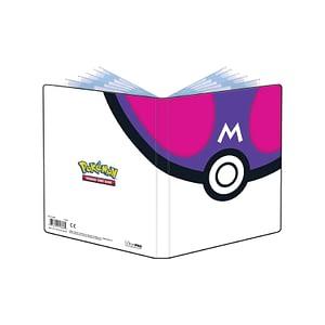 4-Pocket Portfolio – Pokemon Master Ball