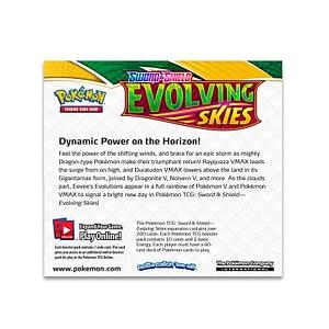 Pokemon Sword and Shield – Evolving Skies Booster Box