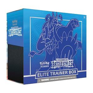 Pokemon Sword and Shield – Battle Styles Elite Trainer Box (Rapid Strike)