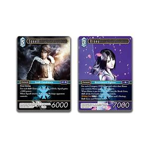 Final Fantasy TCG Opus II – Booster