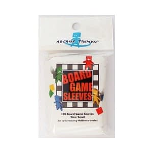 Board Games Sleeves – Small (44x68mm)