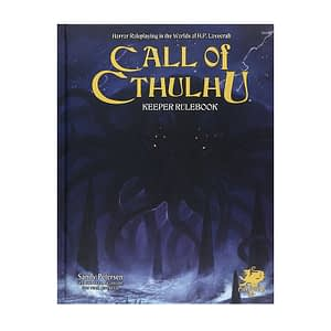 Call of Cthulhu RPG: Keeper Rulebook 7th Ed