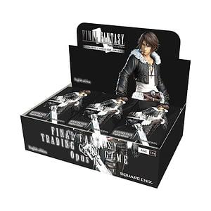 Final Fantasy TCG Opus II – Booster Box