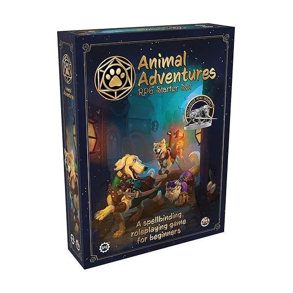 Animal Adventures RPG Starter Set