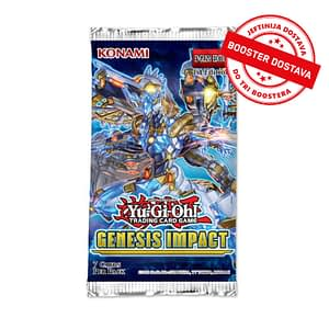 Yu-Gi-Oh! – Genesis Impact Booster