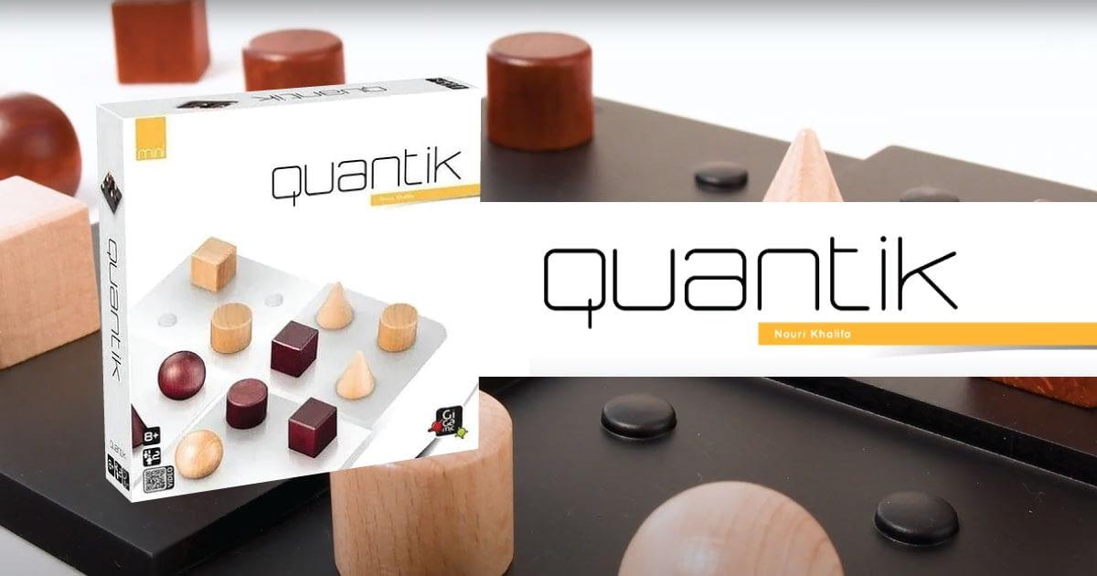 You are currently viewing Kako se igra Quantik Mini?