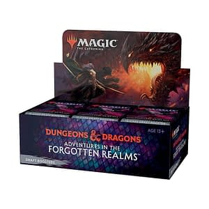 Magic: The Gathering Adventures in the Forgotten Realms Draft Booster Box