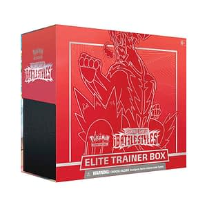 Pokemon Sword and Shield – Battle Styles Elite Trainer Box (Single Strike)