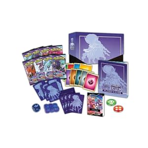 Pokemon Sword and Shield – Chilling Reign Elite Trainer Box (Shadow Rider Calyrex)