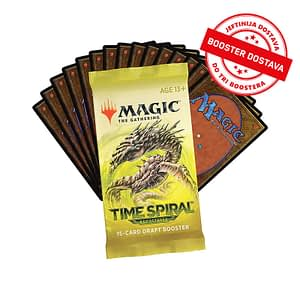 Magic The Gathering: Time Spiral Remastered Booster