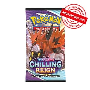 Pokemon Sword and Shield – Chilling Reign Booster