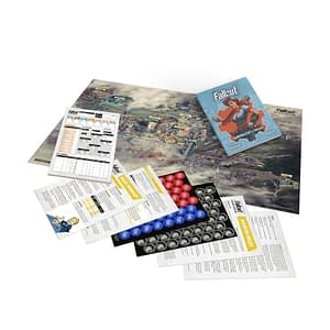 Fallout: The Roleplaying Game Gamemaster Toolkit